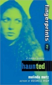 Haunted (Fingerprints #2)
