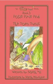 Posie Pixie and the Torn Tunic (The Whimsy Wood Series #3)