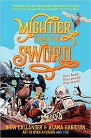 Mightier Than the Sword (Mightier Than the Sword, #1)