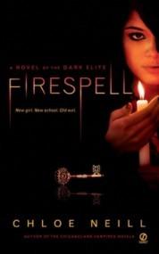 Firespell (Dark Elite #1)