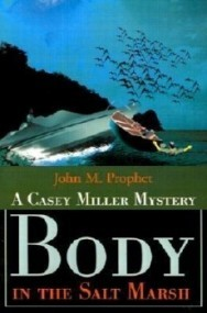 Body in the Salt Marsh (Casey Miller Mysteries)