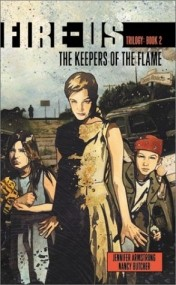 Fire-Us #2: The Keepers of the Flame
