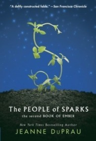 The People of Sparks (Book of Ember #2)