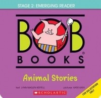 Animal Stories (BOB Books)