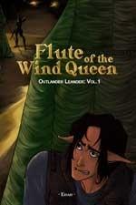 Flute of the Wind Queen (Outlander Leander #1)