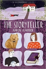 The Storyteller (The Riverman Trilogy #3)