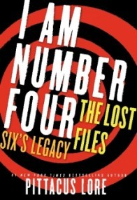 Six's Legacy (Lorien Legacies: The Lost Files #2)