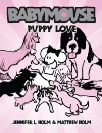 Puppy Love (Babymouse #8)