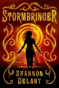 Stormbringer (Weather Witch #2)