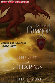 The Gift of Charms (The Land of Dragor #1)