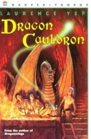 Dragon Cauldron (Dragon #3)