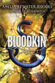 Bloodkin (The Maeve'ra Trilogy #2)