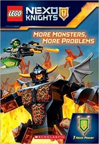 More Monsters, More Problems (LEGO NEXO Knights Chapter Book)