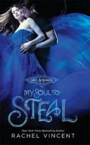My Soul to Steal (Soul Screamers #4)