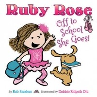 Ruby Rose Off to School She Goes