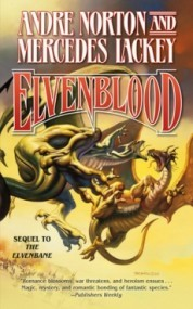 Elvenblood (Halfblood Chronicles #2)