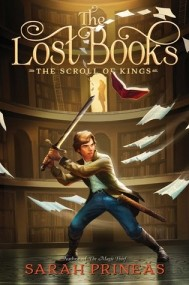 Scroll of Kings (The Lost Books #1)
