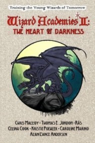 The Heart of Darkness (Wizard Academies #2)