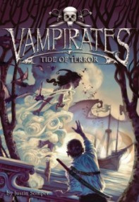 Tide of Terror (Vampirates #2)