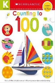 Kindergarten Skills Workbook: Counting to 100