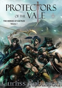 Protectors of the Vale (The Heroes of Dae'Run #1)