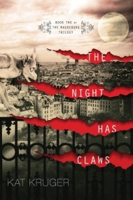 The Night Has Claws (The Magdeburg Trilogy #2)
