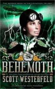Behemoth (Leviathan book 2)