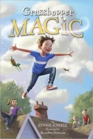 Grasshopper Magic (Magical Mix-Ups #3)