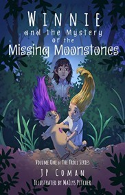 Winnie and the Mystery of the Missing Moonstones