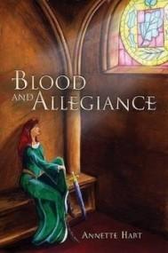 Blood and Allegiance (Athlandia #1)