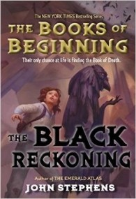 The Black Reckoning (The Books of Beginning #3)