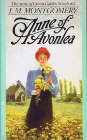 Anne of Avonlea (Anne of Green Gables #2)