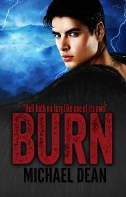 Burn (Drift Saga #3)