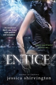 Entice (The Violet Eden Chapters #2)