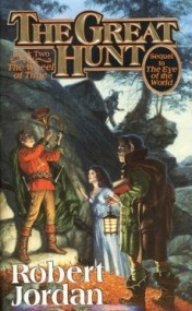 The Great Hunt (Wheel of Time #2)