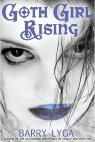 Goth Girl Rising (The Astonishing Adventures of Fanboy and Goth Girl #2)