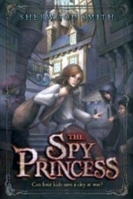 The Spy Princess (Lilah's Adventures #1)