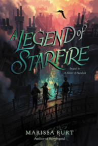 A Legend of Starfire (A Sliver of Stardust #2)