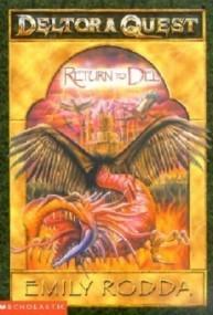 Return to Del (Deltora Quest #8)