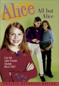 All But Alice (Alice #4)