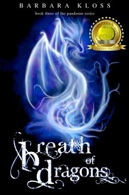 Breath of Dragons (A Pandoran Novel #3)