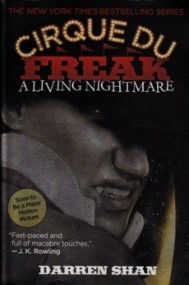 A Living Nightmare (Cirque du Freak #1)
