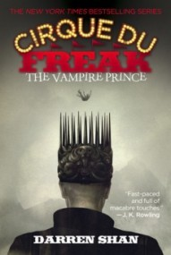 The Vampire Prince (Cirque du Freak #6)