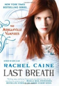 Last Breath (The Morganville Vampires #11)