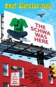 The Schwa Was Here (Antsy Bonano #1)