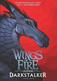 Wings of Fire Legends Darkstalker