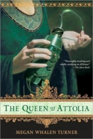The Queen of Attolia (The Queen's Thief #2)