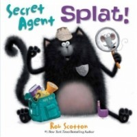 Secret Agent Splat! (Splat the Cat)