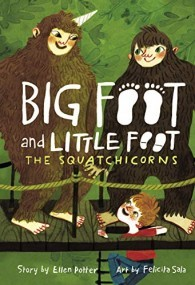 The Squatchicorns: A Delightful Read