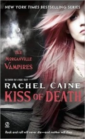 Kiss of Death (The Morganville Vampires #8)